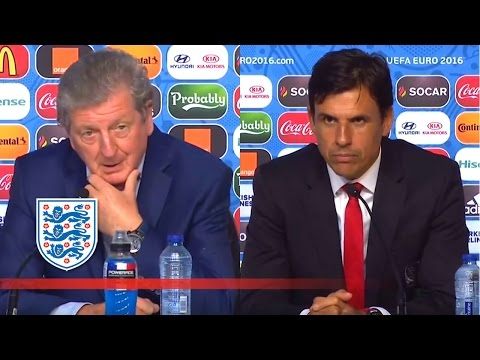 England 2-1 Wales (Euro 2016) - Roy Hodgson & Chris Coleman post-match interview | FATV News