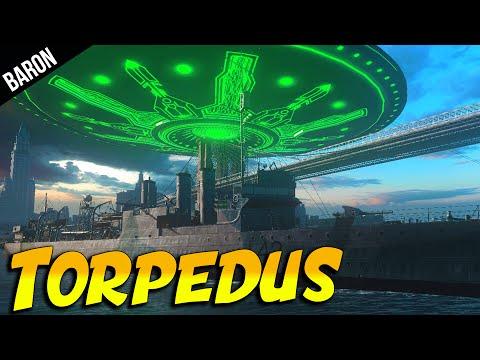 BRITISH DESTROYER, ALIENS & TORPEDUS!  (World of Warships Gameplay)