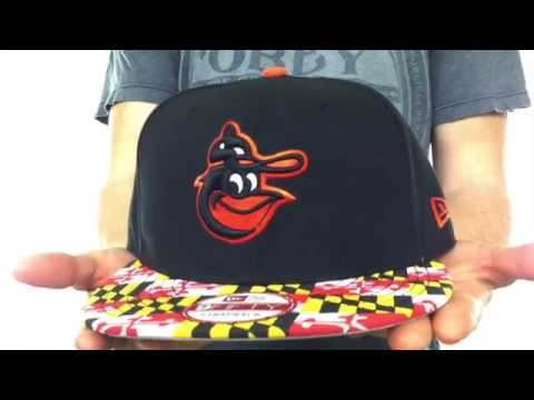 ▶ Orioles 'coop Maryland Flag