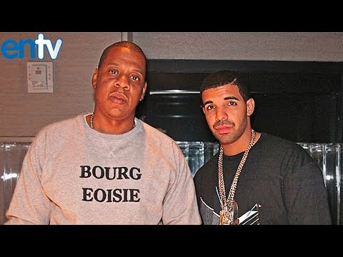 First Look - Jay-Z and Drake Tease New Music Collaboration
