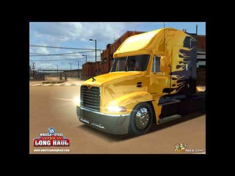 Tutorial para Descargar Juego de Camionero (18 Wheels of Steel American Long Haul)
