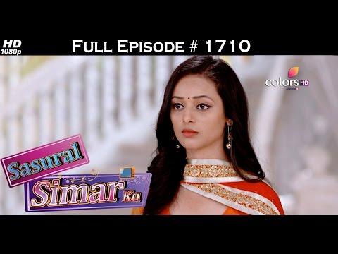 Sasural Simar Ka - 15th January 2017 - ससुराल सिमर का - Full Episode thumbnail