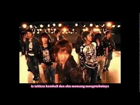 DBSK (동방신기) -Rising Sun (순수) 뮤비 Malay Sub