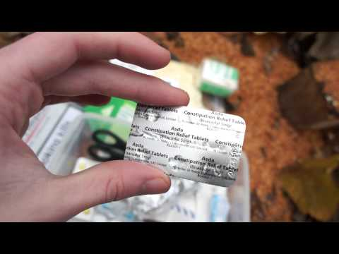 Survival Medical & First Aid Kit - SHTF/Bug out Bag Tips