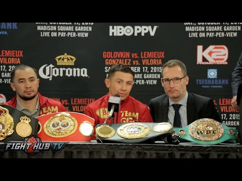 Gennady Golovkin vs. David Lemieux Full Video- COMPLETE Post