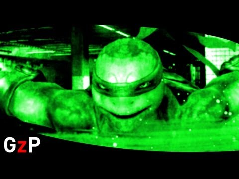 Teenage Mutant Ninja Turtles: Out of the shadows - Raphael Trailer - PC PS3 X360