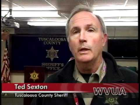 Police Impersonator in Tuscaloosa County- WVUA News