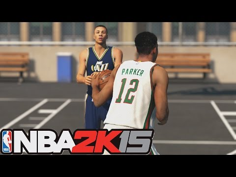 Nba 2k15 | Jabari Parker Vs Dante Exum New Nba 2k15 BlackTop Mode