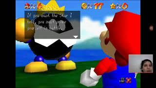 Super Mario 64 #1 O Começo