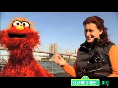 Sesame Street - The Letter N