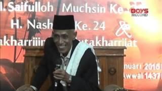 Pengajian KH. Muhammad Solihun di Ponpes