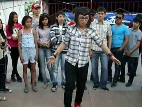 уличные танцы в Семее_ джем