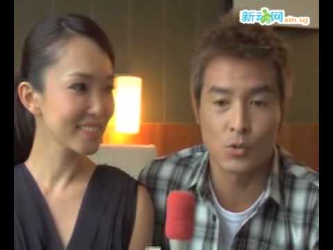 Fann Wong & Christopher Lee  Romance