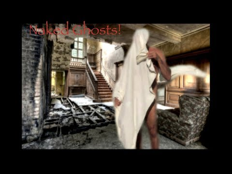 Haunted Happenings Newsletter: Naked Ghosts! thumbnail