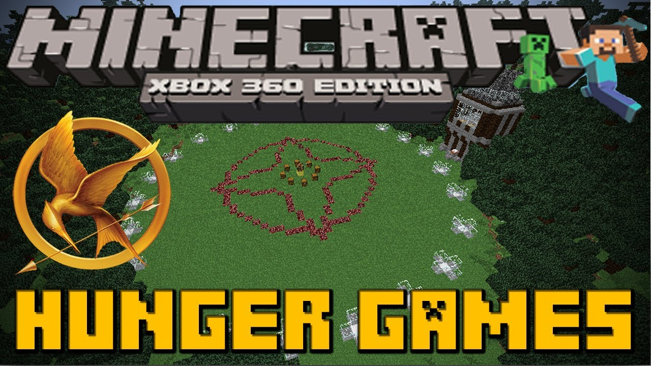Xbox 360 Hunger Games : Minecraft xbox hunger games download