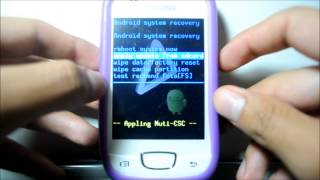 Root - Rootear Samsung Galaxy Mini S5570 - Gingrebread español [HD]