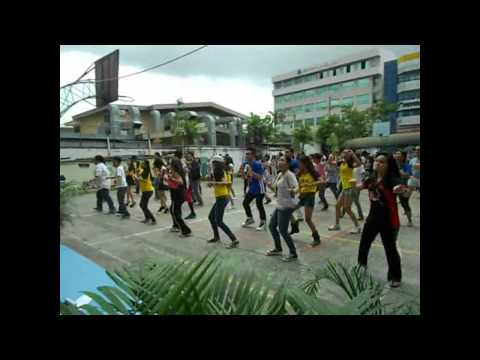 Zumba By Sti College Cebu Students And Faculty video