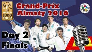 Гран-При, Алмата : Барселона