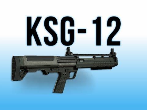 Shotgun Mw3 Mw3 in Depth Ksg-12 Shotgun
