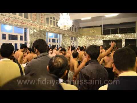 Touheed Ki Ghyrat Ka Bharam - Zawar Markazi Matmi Dasta Rawalpindi