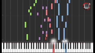 (Re-Upload) Plants vs Zombies - Day Level (Synthesia) ♫