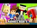 BULLY GIRL GETS PUNISHED w/ BABY LEAH!!- Minecraft - Little D...