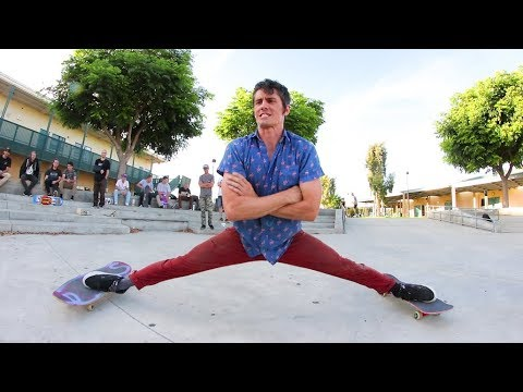 The Most Talented Skateboarder Ever!?