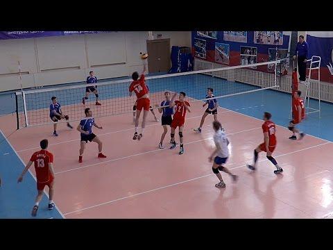 Волейбол. Лучшие нападающие (атакующие) удары. Выпуск № 14