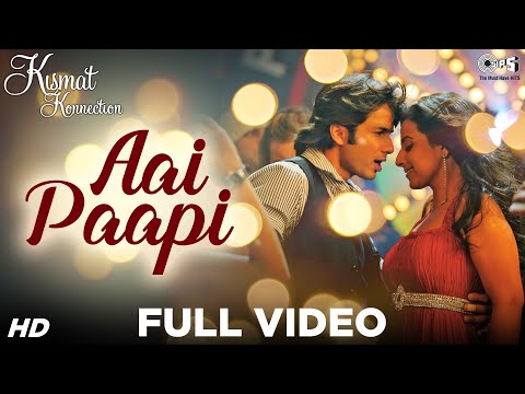 Ae Paapi - Kismat Konnection | Shahid Kapoor & Vidya Balan | Neeraj Shreedhar | Pritam video