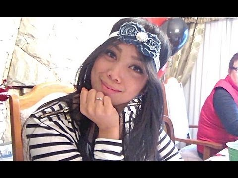 THE HEAD BAND! - April 27, 2013 - itsJudysLife Vlog