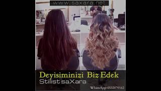 Ombre Stilist saXara