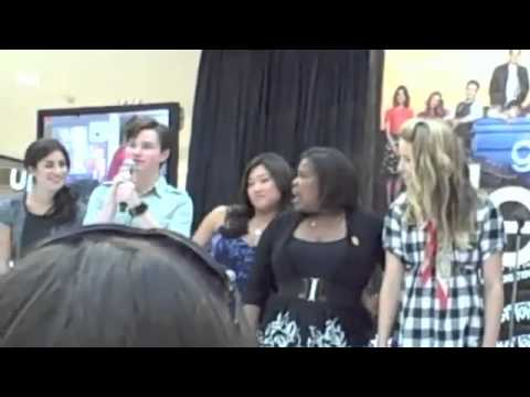 Chris Colfer Highlights (Part 5)