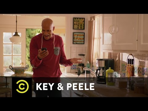 Uncensored - Key & Peele - Text Message Confusion video