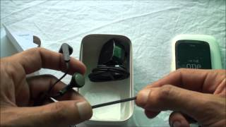 HTC One S Unboxing