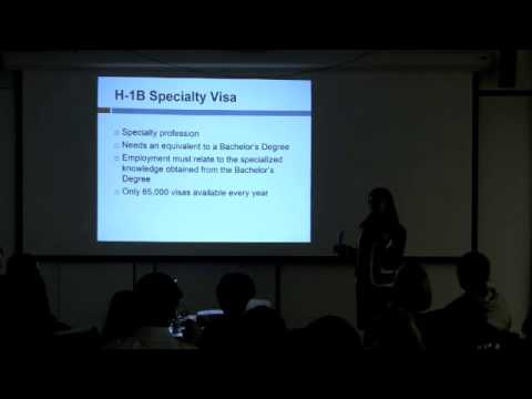 Visa Application and Legal Issues for Immigrant Artists  clip20