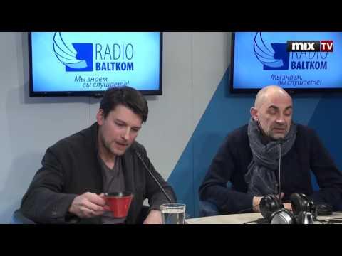 """Российский актер театра и кино Даниил Страхов в программе """"Встретились, поговорили"""" #MIXTV"""