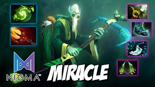 Miracle Necrophos - DEADLY CARRY - Dota 2 Pro Gameplay
