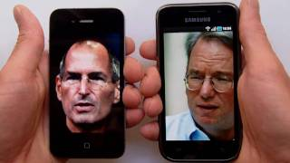Hello world !! iPhone 4 Vs Samsung galaxy S - Antennagate