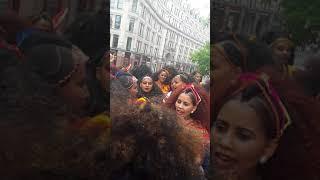 ASHENDA in London street
