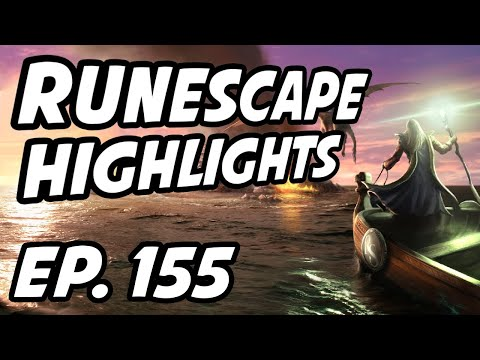 RuneScape Daily Highlights | Ep. 155 | PureSpam, Hai_im_Lucas, MogTimeOSRS, Manked, Faux