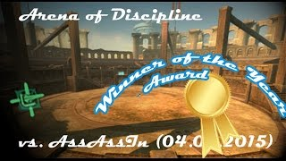 Arena of Discipline [PvP event] - vs. ЛюбимыйЧленочки (04.03.2015)