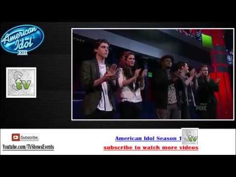 Caleb Johnson   Skyfall    Top 11   American Idol 2014