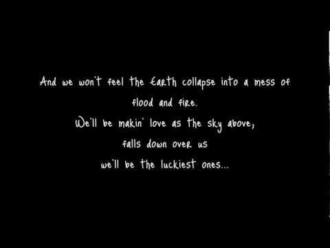 Lenka - The End Of The World - Lyrics Hd video