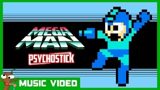 "PSYCHOSTICK - Megaman (Heart ""Magic Man"" Parody)"