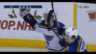 BOSTON BRUINS vs ST LOUIS BLUES (Nov 22)