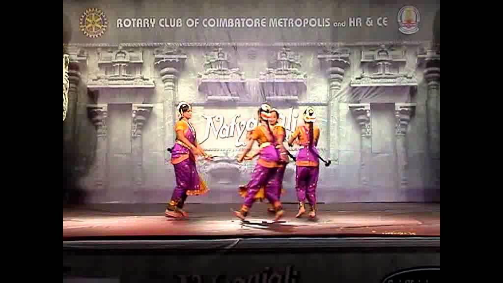 perur natyanjali 2011 panchamurthy natanam by Mathula kishorekumar ...