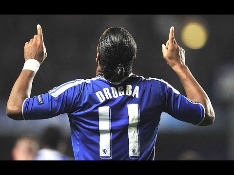 Didier Drogba's 164 Goals For Chelsea