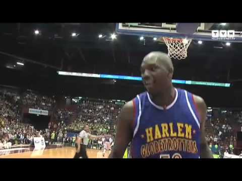 Globetrotters - Acrobati del basket