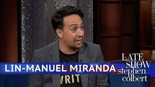 Lin-Manuel Miranda On