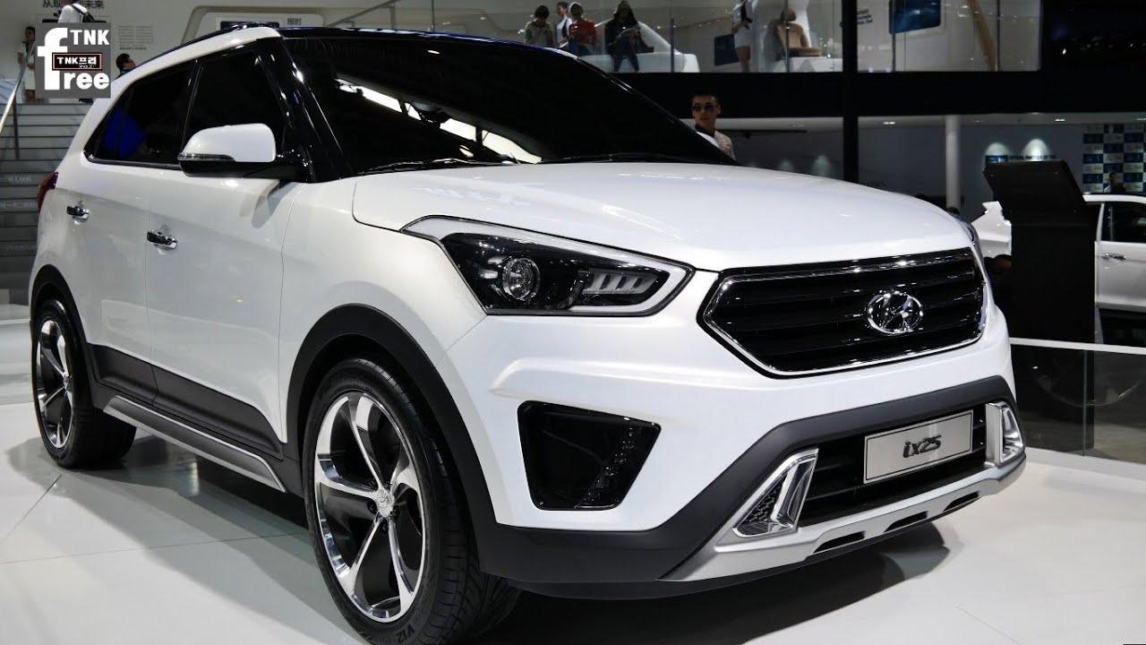Creta 2017 White >> 2015 Hyundai ix25 - YouTube